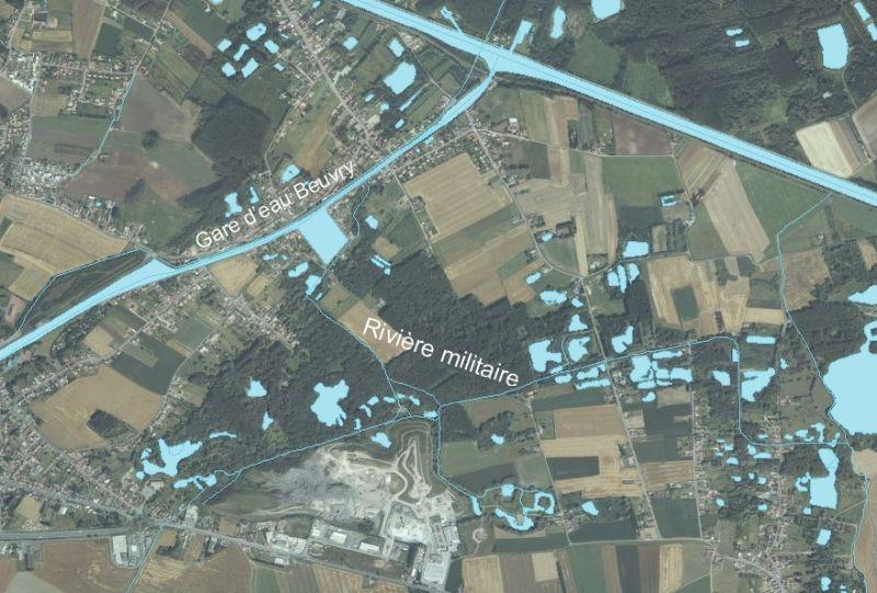 Inondations à Beuvry : les messages sur l'eau, le climat, le développement ou l'écocitoyenneté ont été très peu entendus. dans Ce blog - son auteur tracriviremilitaire