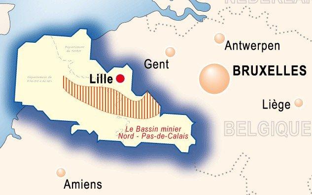 Bassin minier Nord Pas-de-Calais