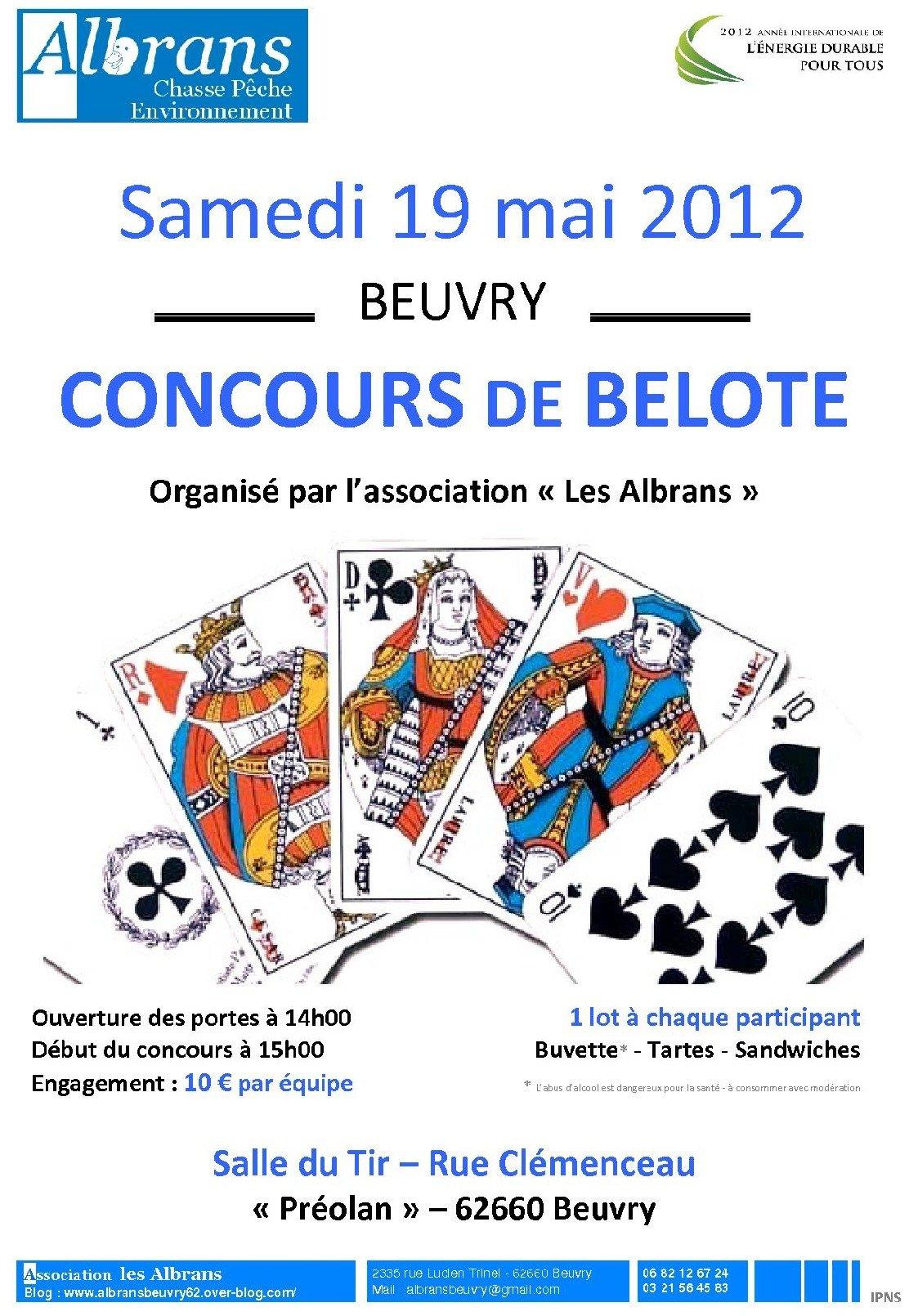 Concours de belote dans Les Albrans Affiche-concours-belote-19-MAI-2012