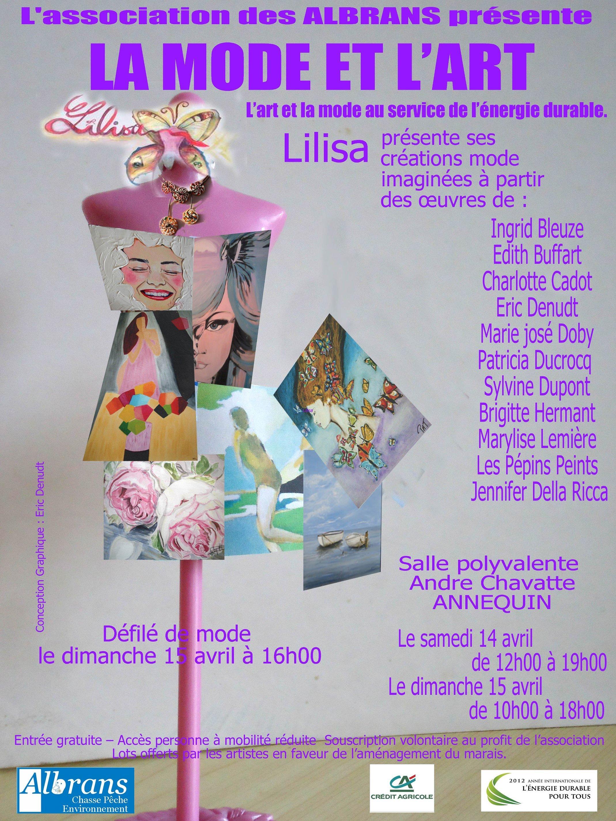 Avril – Mai 2012 la saison des affiches dans Associations affiche-mode-et-art