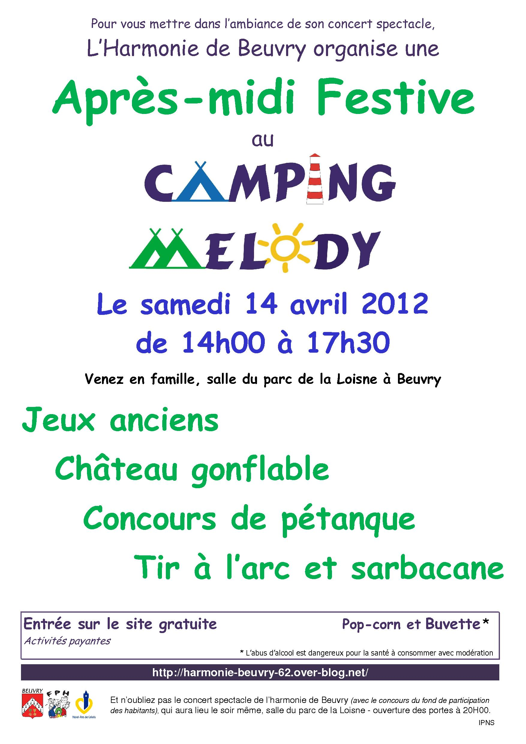 fete beuvry