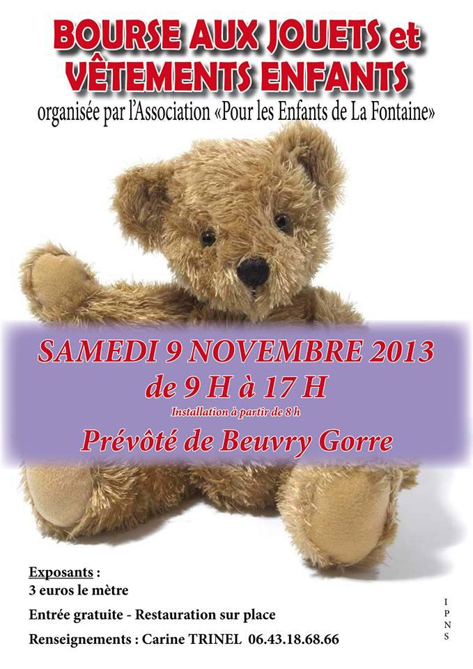 Beuvry - Bourse aux jouets et aux vêtements enfants dans Associations bourse-aux-vetements-et-aux-jouets