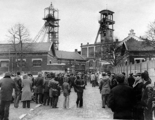 Liévin, 27 décembre 1974 : Triste anniversaire dans Bassin minier catastrophe-lievin